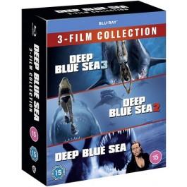 Deep Blue Sea: 3-film Collection [3x Blu-ray]