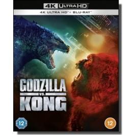 Godzilla vs. Kong [4K UHD+ Blu-ray]