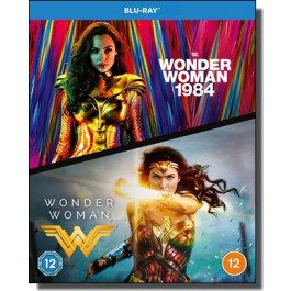 Wonder Woman + Wonder Woman 1984 [2x Blu-ray]