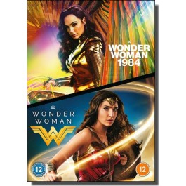 Wonder Woman + Wonder Woman 1984 [2x DVD]