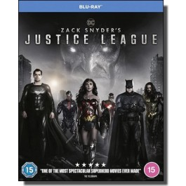 Zack Snyder's Justice League [2x Blu-ray]