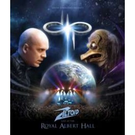 Ziltoid Live at the Royal Albert Hall [Blu-ray]