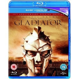 Gladiator [15th Anniversary Edition] [Blu-ray+ UV Copy]