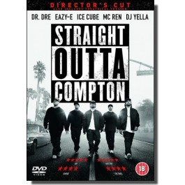 Straight Outta Compton [2DVD]