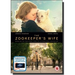 The Zookeeper's Wife [DVD+DL]