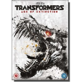 Transformers: Age of Extinction [DVD]