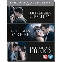 Fifty Shades: 3-movie Collection [3x Blu-ray]