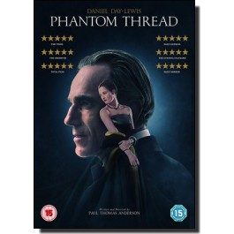 Phantom Thread [DVD+DL]
