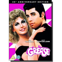 Grease [40th Anniversary Edition] [DVD]