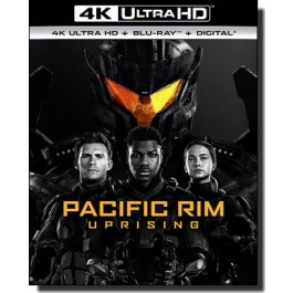 Pacific Rim Uprising [4K UHD+Blu-ray+DL]