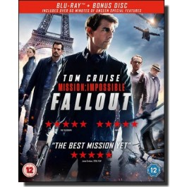 Mission: Impossible - Fallout [2Blu-ray]