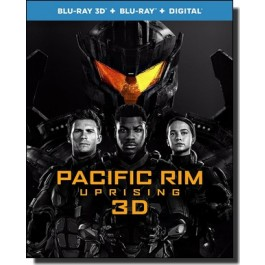 Pacific Rim Uprising [2D+3D Blu-ray+DL]