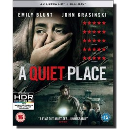A Quiet Place [4K UHD+Blu-ray]