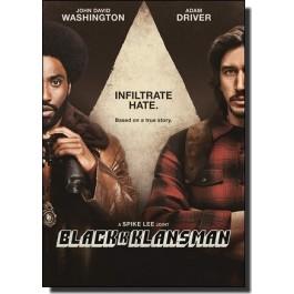 BlackkKlansman [DVD]