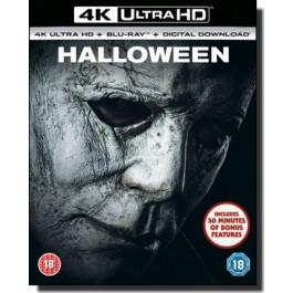 Halloween [4K UHD+Blu-ray+DL]