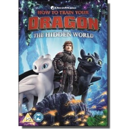 How to Train Your Dragon: The Hidden World [DVD]