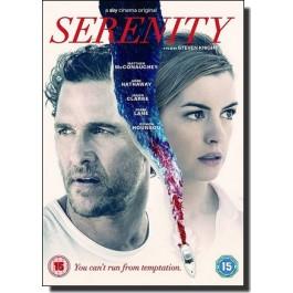 Serenity [DVD]