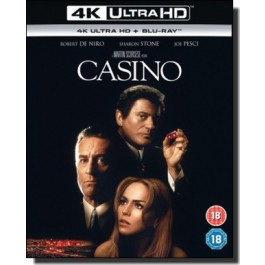 Casino [4K UHD+Blu-ray]