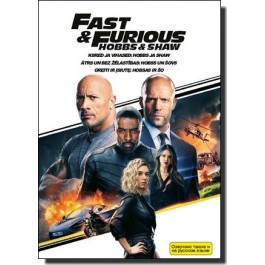 Kiired ja vihased: Hobbs ja Shaw | Fast & Furious Presents: Hobbs & Shaw [DVD]