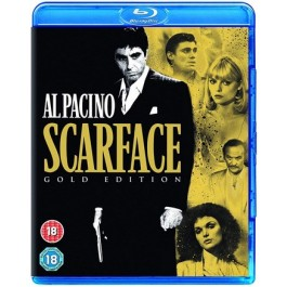 Scarface [Gold Edition] [Blu-ray]
