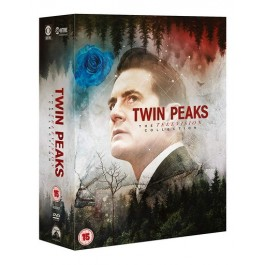 Twin Peaks: The Television Collection [17x DVD]
