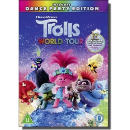 Trolls World Tour [DVD]