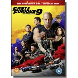 Fast & Furious 9 - The Fast Saga [DVD]