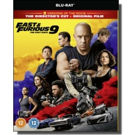 Fast & Furious 9 - The Fast Saga [Blu-ray]