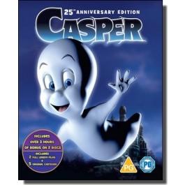 Casper [25th Anniversary Edition] [Blu-ray+ DVD]