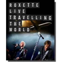 Roxette Live: Travelling the World [Blu-ray+CD]