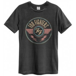 FF Air Amplified Vintage Charcoal Small T Shirt