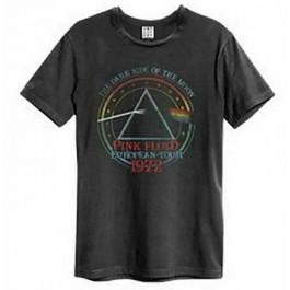 1972 Tour Amplified Vintage Charcoal X Large T Shirt