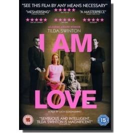 I Am Love | Io sono l'amore [DVD]