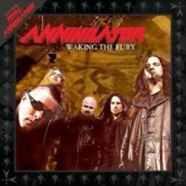 Waking the Fury [CD]