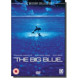 The Big Blue | Le grand bleu [DVD]