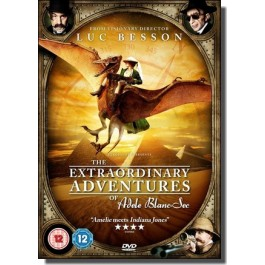 The Extraordinary Adventures of Adèle Blanc-Sec | Les aventures extraordinaires d'Adèle Blanc-Sec [DVD]