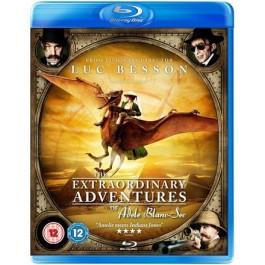 The Extraordinary Adventures of Adèle Blanc-Sec | Les aventures extraordinaires d'Adèle Blanc-Sec [Blu-ray]