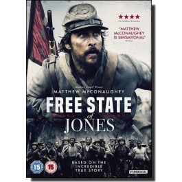 Free State of Jones [DVD]