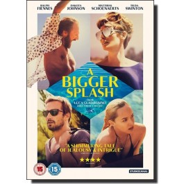 A Bigger Splash [DVD]