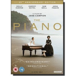 The Piano [25th Anniversary Edition] [2DVD]
