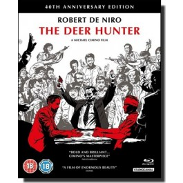 The Deer Hunter [40th Anniversary Edition] [2Blu-ray]