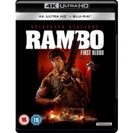 Rambo: First Blood [4K Ultra HD + Blu-ray]