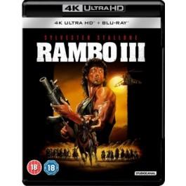 Rambo III [4K Ultra HD + Blu-ray]