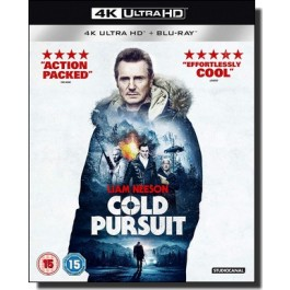 Cold Pursuit [4K UHD+Blu-ray]