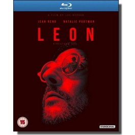 Leon: Director's Cut [Blu-ray]