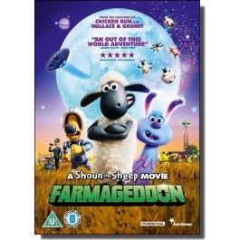 A Shaun The Sheep Movie: Farmageddon [DVD]