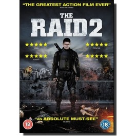 The Raid 2 | Serbuan Maut 2: Berandal [DVD]