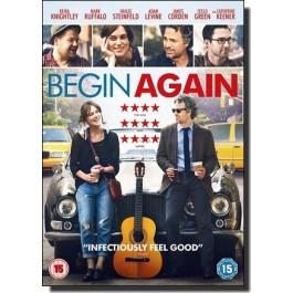 Begin Again [DVD]