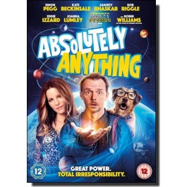 Absolutely Anything [DVD]