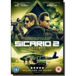 Sicario: Day of the Soldado [DVD]